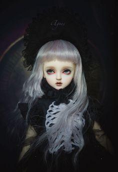 bjd - art doll - photo by Miseryking