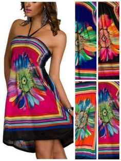 Beach summer dress pool cover up