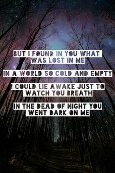 Starset - Dark on me Such an awesome song