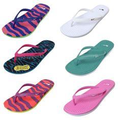Nike Wmns Solarsoft Thong II 2 Print 2014 Womens Flip Flops Slippers Pick 1 | eBay