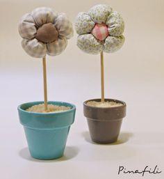 Pinafili Films: Flores De Tela