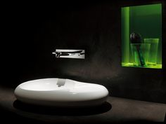 Countertop washbasin URBI 7 - ROCA