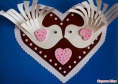 Сюда соберу разные идеи поделок к празднику влюбленных.. Если у кого то есть что-то интересное - добавляйтесь!!!  1.  2.  3. 4.  5.