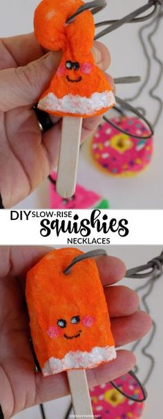 Squishy Toys Craze : DIY Squishy Watermelon: Video Tutorial on how to make your own squishy toy! Fun craft for kids ...