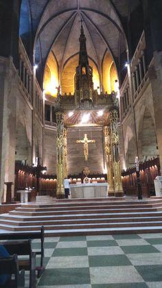 Considerada la iglesia más alta de Colombia. La Catedral Basílica Nuestra Señora del Rosario.
