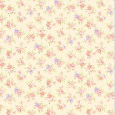 Keepsake Calico Fabric- Spring Medley Small Floral