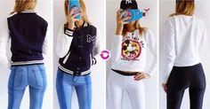 SHOP NOW CAMPERA UNIVERSITARIA $650 Algodón premium grueso con friza S/M. BUZO MICKEY $650 Algodón premium grueso elastizado corto. Local Belgrano Envíos Efectivo y tarjetas Tienda Online www.oyuelito.com.ar #followme #oyuelitostore #stylish #styles #fashion #model #fashionista #fashionpost #ootd #moda #clothing #instafashion #trendy #chic #girl #trends #outfitoftheday #selfie #showroom #loveit #look #lookbook #inspirationoftheday #modafemenina