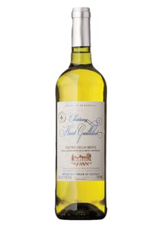Bordeaux, France- A blend of Semillon and Sauvignon Blanc, this crisp white Bordeaux exhibits the gravel-like nuances of a more expensive Graves. It gives a nice hint of fig, melon and green grass. Total Wine $13