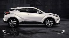 2017 Toyota C-HR - Perfect Coupe Crossovers!!
