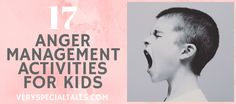 Anger Management Activities for Kids 3