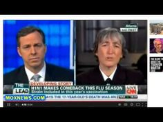The Truth about Vaccinations - H1N1 Flu Propaganda on CNN - Evil Pharmac...