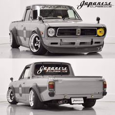Sweet ride, ready for the streets of the US...thanks Japanese Classics.