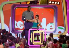 Danica Patrick at Nickelodeon's 26th Annual Kids' Choice Awards in Los Angeles