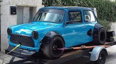ow this looks like a lot of fun! Mini Cooper Custom, Mini Cooper Classic, Mini Cooper S, Classic Mini, Classic Cars, Bmw E36, Retro Cars, Vintage Cars, E36 Coupe