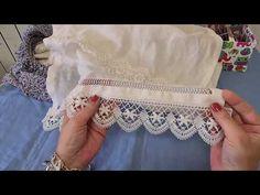 Costura Del Encaje Y Remate De La Aplicación - YouTube Boho Shorts, Lace Shorts, Videos, Youtube, Women, Fashion, Bobbin Lacemaking, Dressmaking, Moda