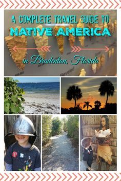 A travel guide to exploring Native America in Bradenton Florida. Mythology, religious beliefs, travel tips, eco adventure and links for perfect planning Beautiful Places In The World, Amazing Places, Florida Travel Guide, Bradenton Florida, Vacation Trips, Vacations, Road Trip With Kids, Disney World Trip, Future Travel