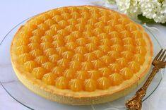 Vaníliás-narancsos pite 🍴 Food, Essen, Meals, Yemek, Eten