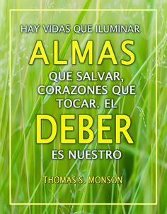 CITAS-SUD: THOMAS S. MONSON