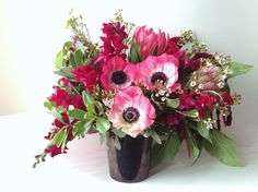 Wildly Romantic by Here Come The Blooms, $85.00