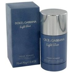 Light Blue By Dolce & Gabbana Deodorant Stick 2.4 Oz (pack of 1 Ea)