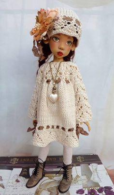Love !!!!!  - Beautiful doll by Kaye Wiggs