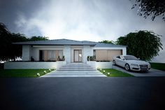 Projekt domu SKU