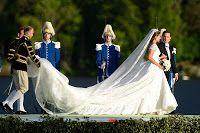 Princesses' lives: Wedding of Princess Madeleine and Chris O'Neill - The arrival to the evening banquet