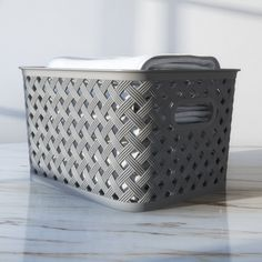 Shop Wayfair for All Storage Bins, Boxes, Baskets & Buckets to match every…