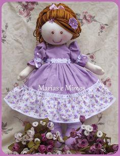Marias e Mimos Atelier - Orçamentos e Encomendas: mariasemimosclientes@gmail.com: Bonecas de pano - Decoração de quarto bebê menina