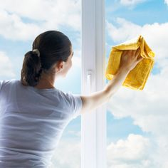 """#FengShui #tip from Tina Falk of VIA - Feng Shui """"Open Your Eyes: Wash and repair your windows so you can see clearly. Windows are the eyes of your home. Your home is a living breathing consciousness."""" Thin Hair Haircuts, Cool Haircuts, Short Haircut, Remove Water Spots, Homemade Glass Cleaner, Clean Shower Doors, Low Maintenance Haircut, Cleaning Recipes, Cleaning Tips"""