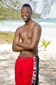 Pin for Later: Survivor: Who's Been Eliminated and Who's Still Competing on Kaoh Rong Darnell Hamilton  Age: 27 Hometown: Chicago Occupation: Postal worker Team: Brawn Status: Eliminated