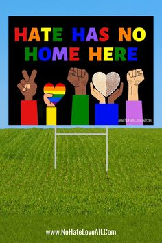 Love Lives Here! Promote Equality and Love in your community. Black Lives Matter! Support the BLM movemet. Corrugated Plastic, Wooden Decor, Rustic Farmhouse Decor, Fact Quotes, Art Journal Inspiration, Stand By Me, Scentsy, Cozy House, Dreaming Of You