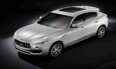 Maserati демонстрирует первые фотографии кроссовера Levante [Фотогалерея] | Новости автомира на dealerON.ru