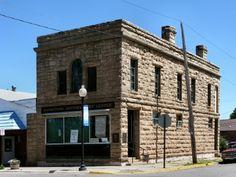 Sandstone History and Art Center, Sandstone, MN.