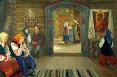 Orthodoxy in art / Miloradovich Russian Painting, Russian Art, Harley Race, John Chrysostom, Russian Orthodox, Archangel Michael, Painting People, The Monks, Old Pictures
