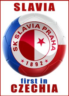 SK Slavia - the oldest club in Czechia #football #soccer #Czechia #Slavia