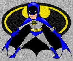 Batman HeroTOON by *AlanSchell on deviantART