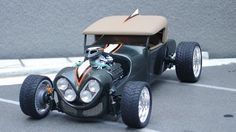 The Raptor - A Tribute to Ed Roth - Hot Rods/Street Rods/Street Machines - Modeling Subjects - Scale Auto Community