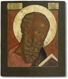 Апостол Иоанн Богослов Конец XVII – начало XVIII века. Москва