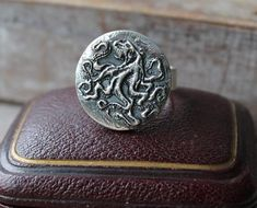 Symbol meaning and history jewelry,handmade by ALM Silver Charms, Sterling Silver Necklaces, Silver Jewelry, Wax Seal Ring, Metal Clay, Wax Seals, Handmade Jewelry, Rings For Men, Symbols