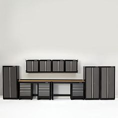 craftsman premium heavy-duty floor cabinet - all shelves   taming