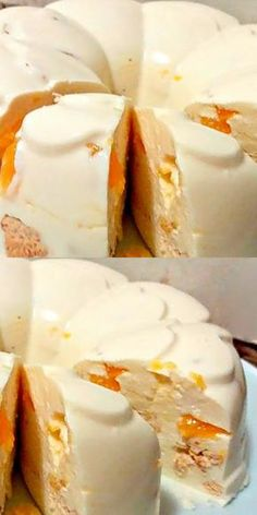 Минимум усилий, максимум удовольствия! Raw Cake, Sweet Bakery, Russian Recipes, Desert Recipes, No Bake Desserts, No Cook Meals, Yummy Cakes, Yummy Treats, Baking Recipes
