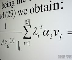 The beauty of math behind everyday events