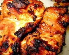 Sam Choy's Peanut Butter Beer Miso Chicken Recipe  Sam Choy never disappoints. Thanks, Gina!