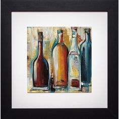 <li>Artist: Judeen Young</li><li>Title: Wine I</li><li>Product type: Framed artwork</li>