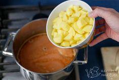 Frankfurtská polévka s hebkou texturou co zahřeje na těle i duši Fondue, Cheese, Ethnic Recipes