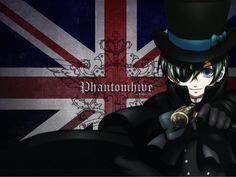 Phantomhive - Kuroshitsuji ~ DarksideAnime