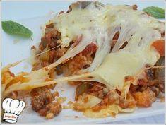 ΠΕΝΤΑΝΟΣΤΙΜΟΣ ΚΙΜΑΣ ΣΕ ΤΡΑΓΑΝΗ ΒΑΣΗ ΠΑΤΑΤΑΣ!!! - Νόστιμες συνταγές της Γωγώς! Cookbook Recipes, Cooking Recipes, Cooking Time, Lasagna, Food And Drink, Ethnic Recipes, Chef Recipes, Lasagne