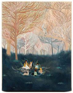 Beneath the Trees - Linda Kim