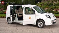 Papamobil Renault Kangoo Z.E.